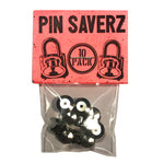 Pin Saverz - Locking Clasps - 10 pack