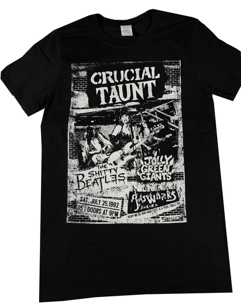 Crucial Taunt Flyer Shirt