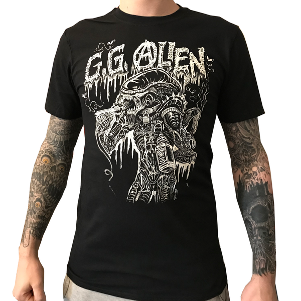 GG Alien Shirt