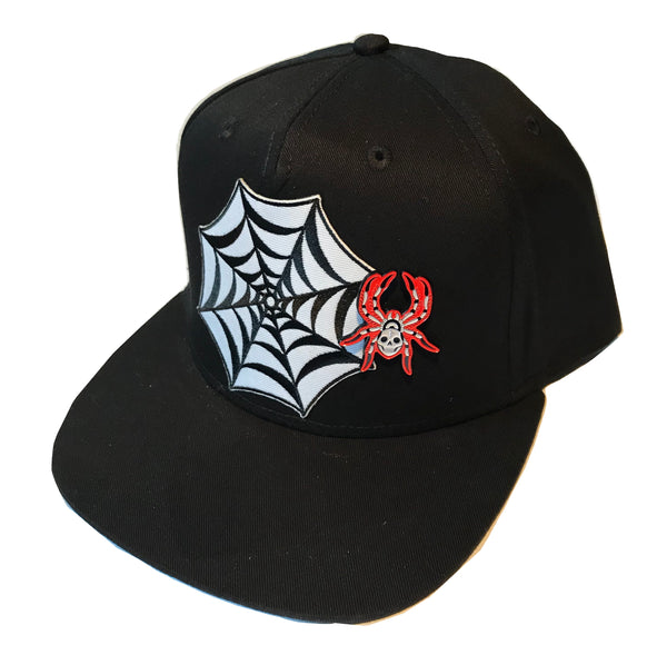 Web and Spider Hat