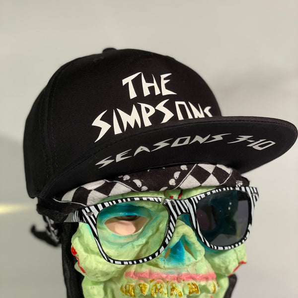 Simpscidal Tendencies Hat