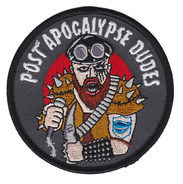 Post Apocalypse Dudes Patch