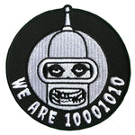 We Are 138 Patch