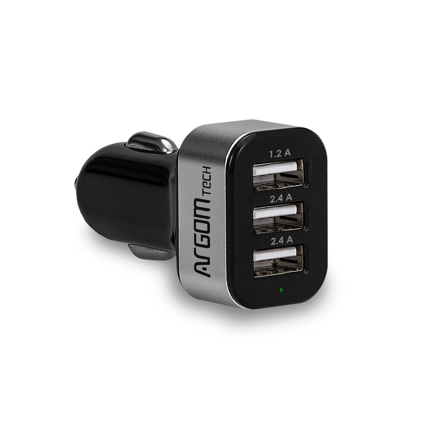 3 Ports USB Car Charger 6A