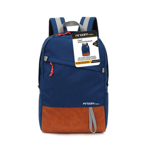Capri Notebook Backpack - Blue