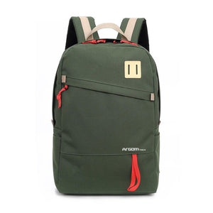 Capri Notebook Backpack - Green