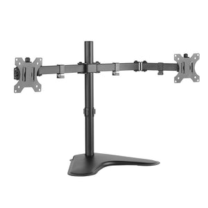 Dual Monitor 32 Desk Mount with Base