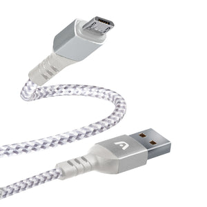 Cable Micro USB to USB 2.0 Nylon Braided Dura Form