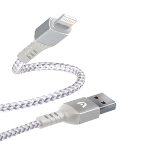 Cable Lightning to USB 2.0 Nylon Braided Dura Form
