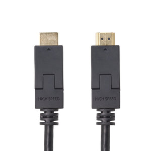 Cable HDMI to HDMI Swivel M/M - 6ft