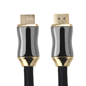 Cable HDMI to HDMI Braided M/M - 10ft