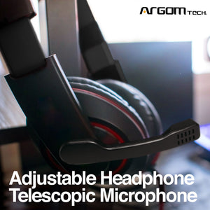 Aereo 64 Stereo Headset with Microphone