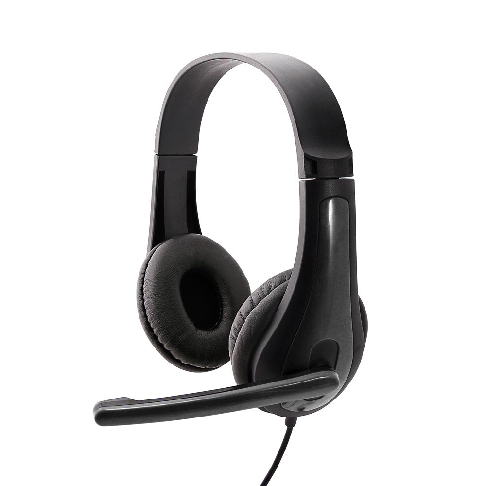 Metro78 Stereo USB Headset with Microphone