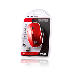2.4GHz Wireless Optical Mouse MS31