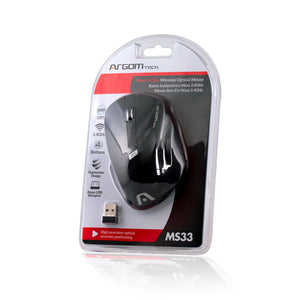 Maxi 2.4GHz Wireless Optical Mouse