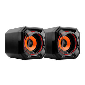 Volcano Bass Multimedia Stereo Speakers 2.0