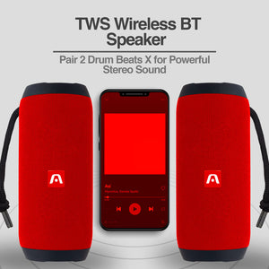 DrumBeats X TWS Wireless BT Speaker