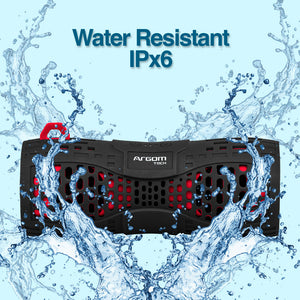 VertigoBeats Waterproof Indoor/Outdoor Wireless BT Speaker