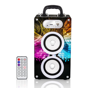 ElectroBeats Party Wireless BT Speaker