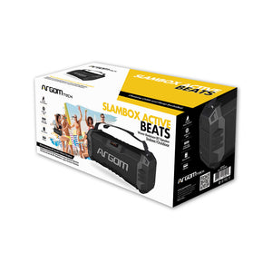 SlamBox Active Beats Wireless BT Speaker