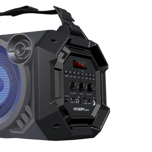 SlamBox LED Plus Beats Wireless BT Speaker