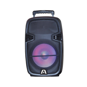 SoundBash 97 BT Trolley Speaker w/LED Lights