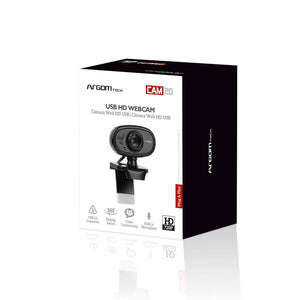 Web Cam HD 720P with Microphone CAM20
