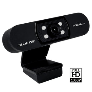Web Cam Full HD 1080P with Microphone & LEDs CAM50