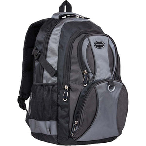 Monza Notebook Backpack - Grey