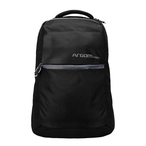 Roma Notebook Backpack - Grey