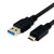 Cable USB 3.0 Type-C to Type-A 3ft