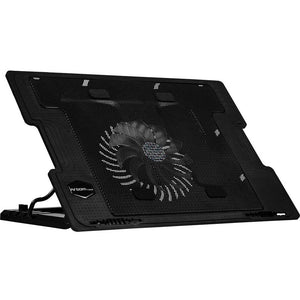 Adjustable Notebook Cooling Pad - Large Fan