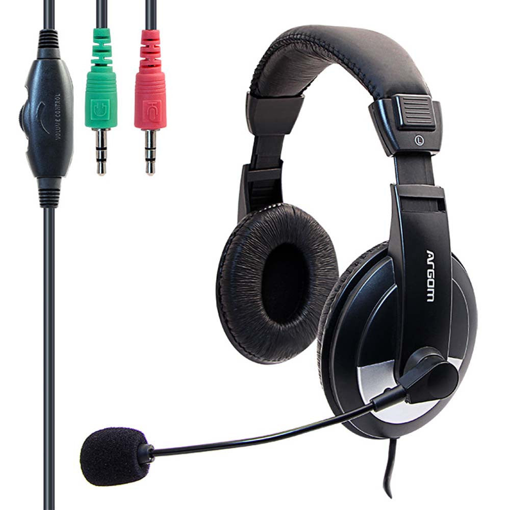 Pro 75 Stereo Headset w/Mic