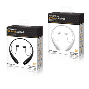 Sonic Neckband BT Earbuds