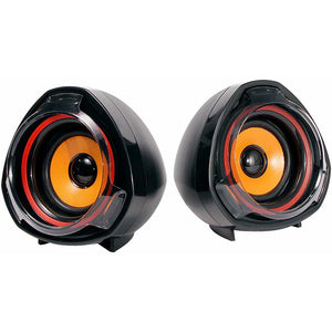 Volcano Multimedia Stereo Speakers 2.0