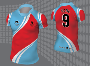 Session Mott Sevens Pro-Fit Rugby Jersey