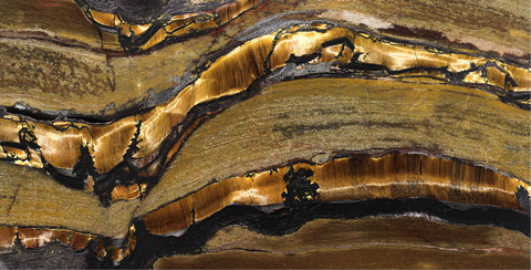 Mineral Wallpaper - Tigers Eye