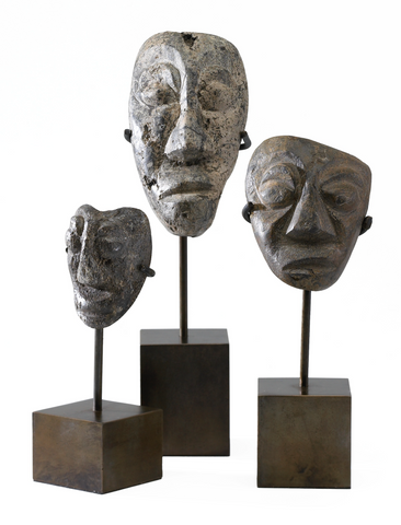 Tribal Heads