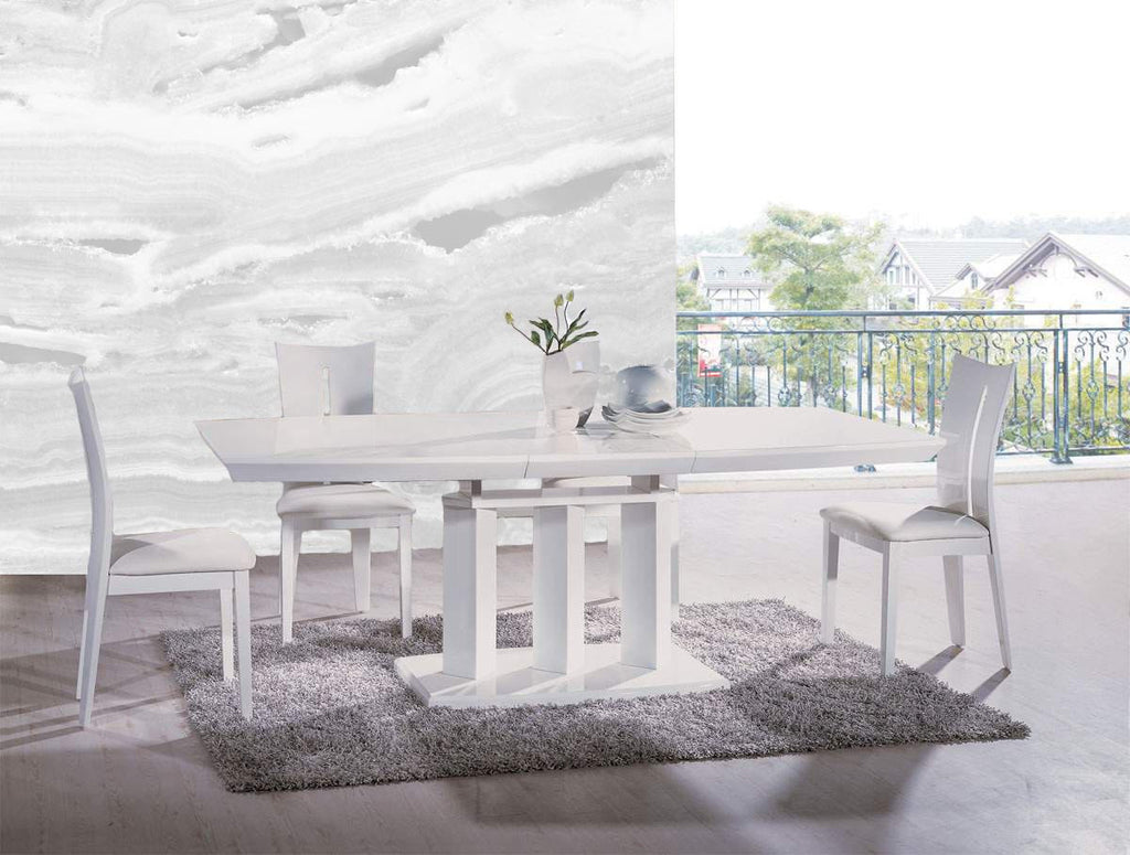 Mineral Wallpaper - White Onyx Mexicano