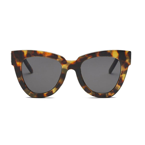 Shady Lady Hayley Sunglasses in Tortoise