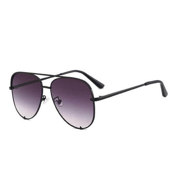 Shady Lady Kristen Sunglasses in Black Fade