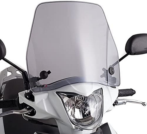 Windshield Puig Traffic Kymco Like 200 i 09-14