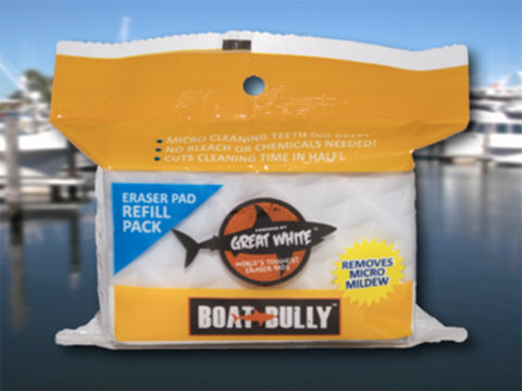 Boat Bully Replacement Cleaning Sponges (Qty 24 or 500)