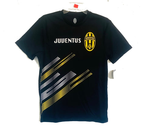 Officially Licensed Juventus Black T-shirt