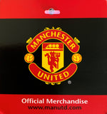 Officially Licensed Manchester United  Chicharito 14 Men's T-Shirt- Blue
