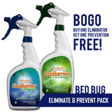 VAMA EcoBarrier Prevention & Eliminator Bed Bug Protection 2 Pack