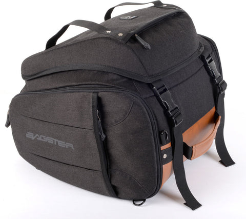 Bagster Mustang Tail Bag- Black