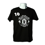 Manchester United Wayne Rooney T-Shirt #10