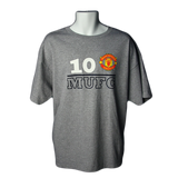 Wayne Rooney Manchester United T-Shirt MUFC #10