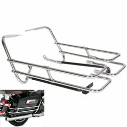Saddlebag Support Twin Rail for Harley Touring 97-08